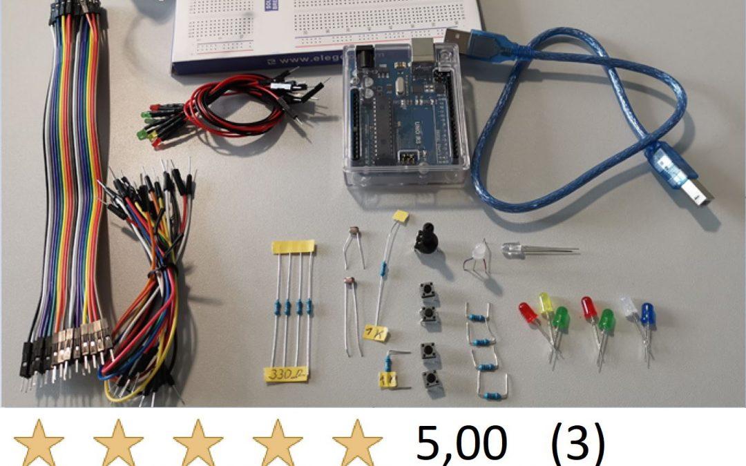 3h Einrichten Ihres eigenen Laptops zur Arduino-Programmierung mit C++